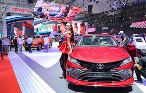 """Dồn dập xe mới, Toyota quyết """"sắp xếp"""" lại thị trường ô tô Việt?"""