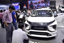 Mitsubishi Xpander đã đắt khách… bền vững