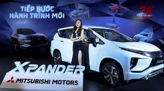 Xe bán chạy Mitsubishi Xpander sẽ được lắp ráp tại Việt Nam