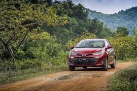 """Toyota bị """"truất ngôi"""" xe bán chạy tại Việt Nam"""