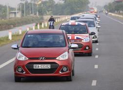 Đuối sức trước VinFast Fadil, Hyundai Grand i10 giảm giá