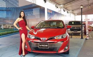 Người Việt đang chán dần xe Toyota?