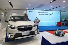 Subaru nâng tổng số đại lý lên con số 10 tại Việt Nam