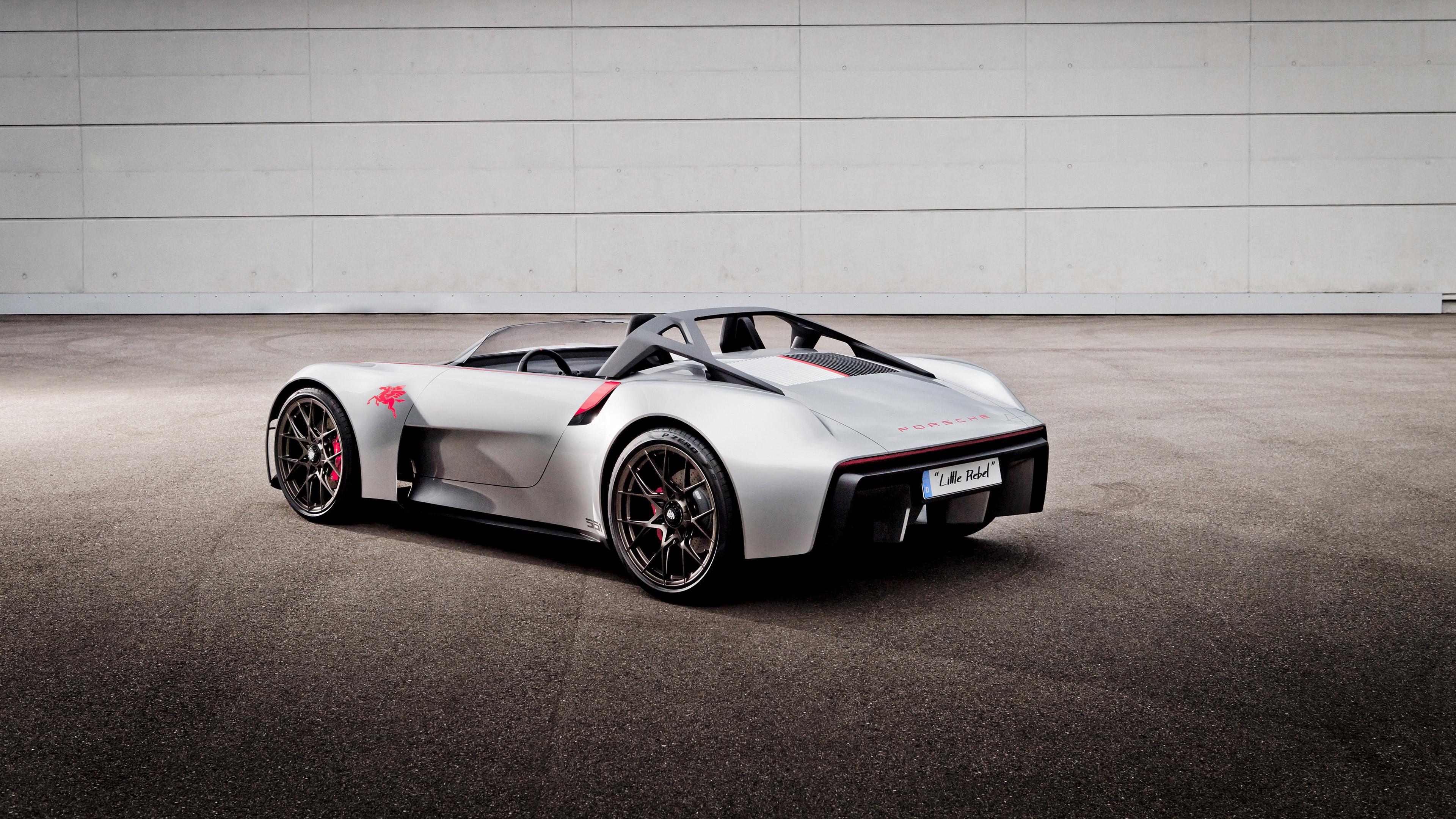 Porsche tiết lộ ba mẫu concept chưa từng ra mắt công chúng - Ảnh 3