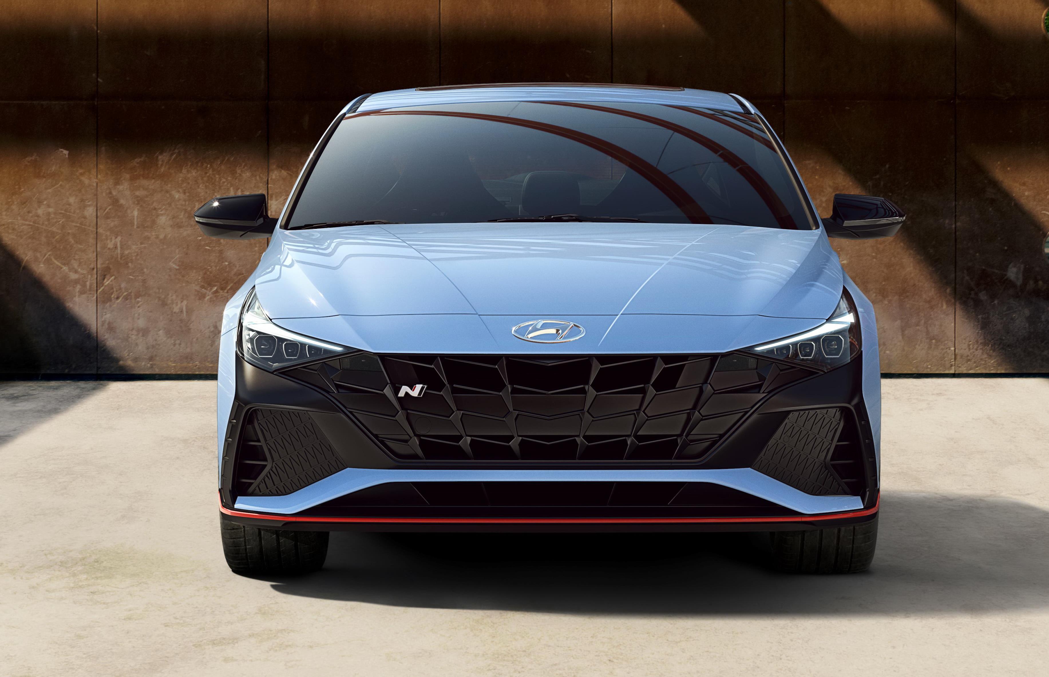 Chi tiết Hyundai Elantra N 2022 vừa chính thức ra mắt - Ảnh 4