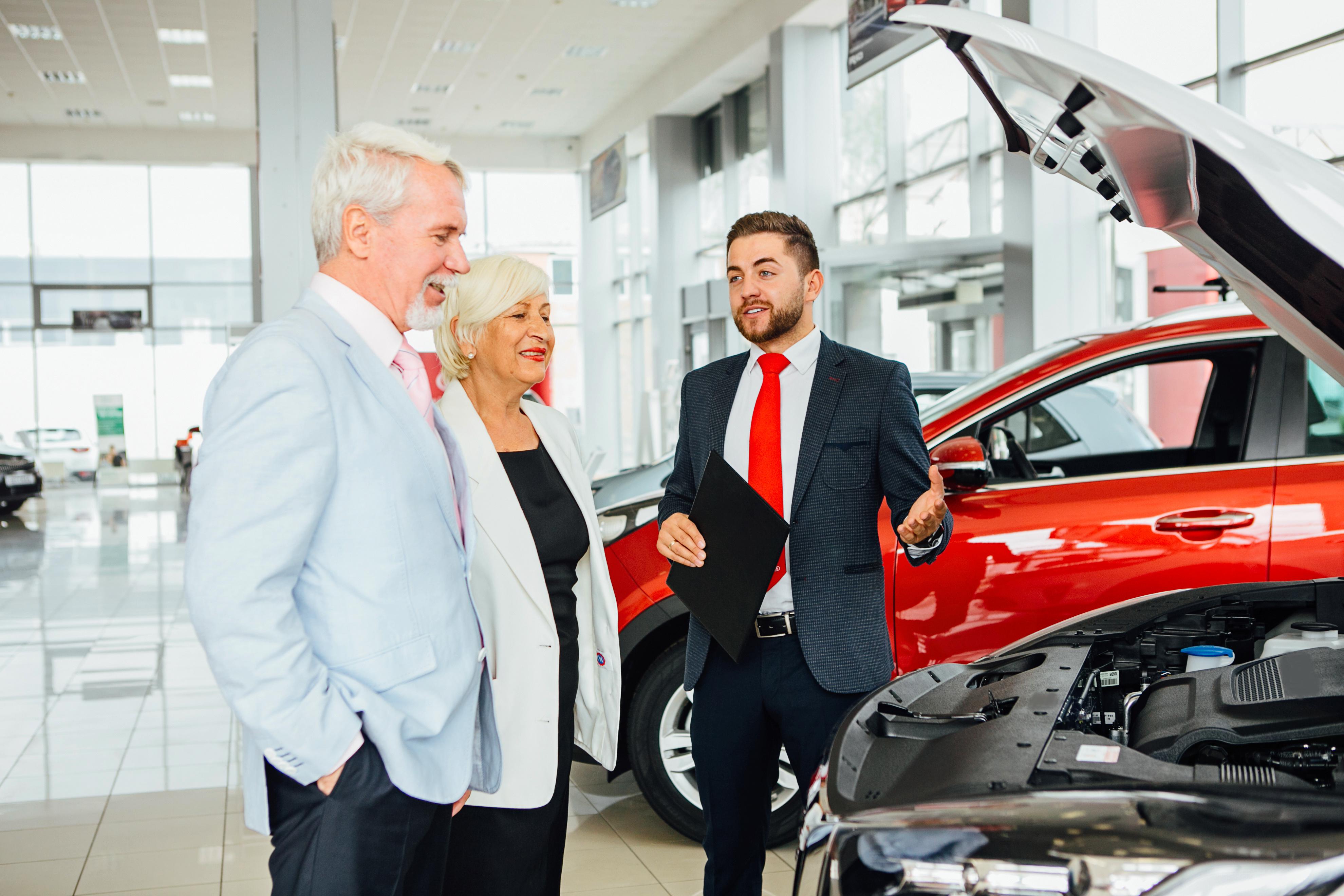 Một đại lý bán xe bán tải ở Mỹ còn cho biết chỉ mất khoảng 52 phút để chốt một thỏa thuận bán xe, trước đây phải mất ít nhất 4 giờ. Ảnh: Ambius.