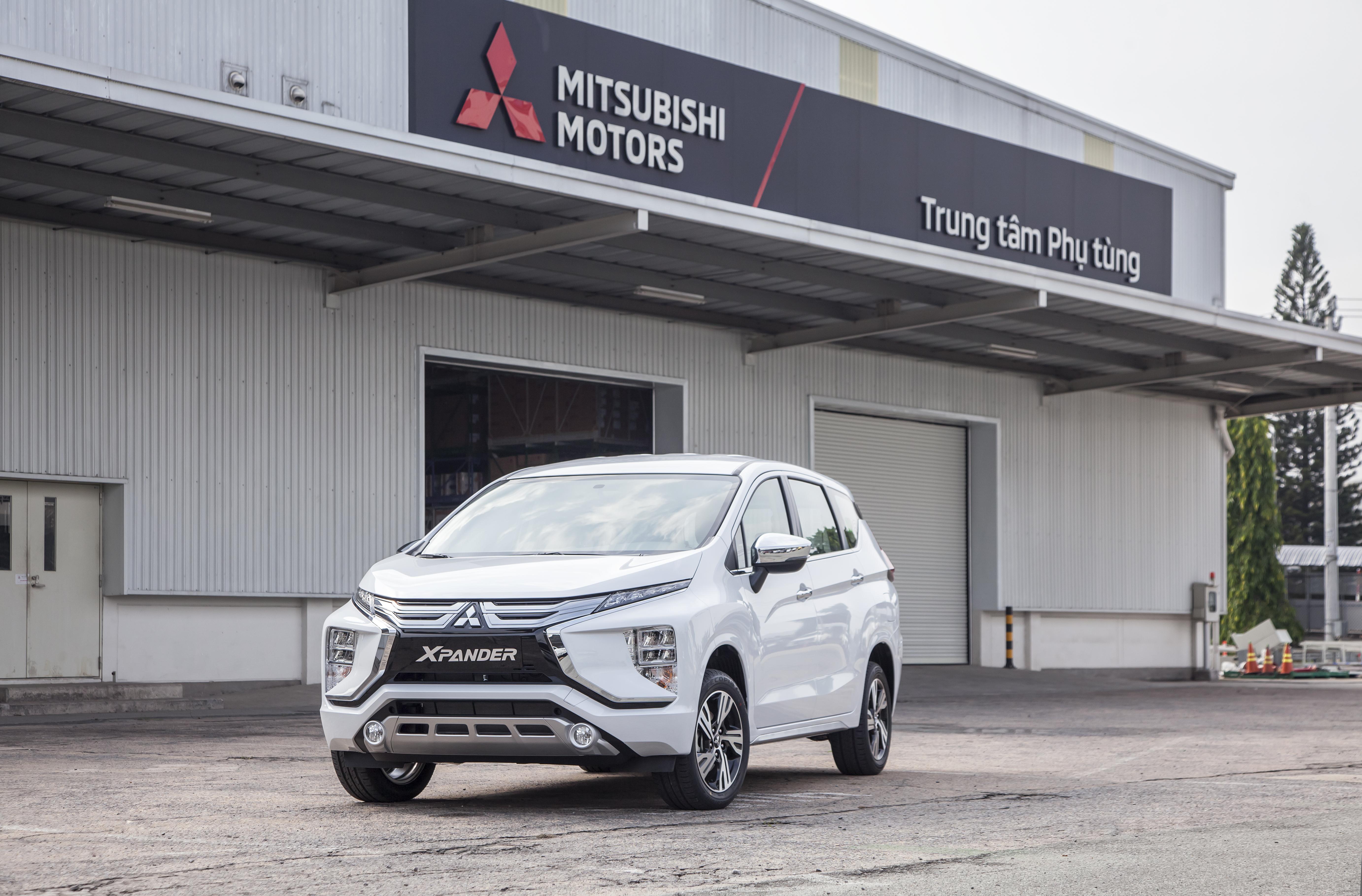 Hàng loạt xe Mitsubishi bao gồm Xpander, Outlander và Attrage hay Pajero Sport mới đang được hãng sản xuất ưu đãi phí trước bạ.