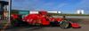 Những hình ảnh đầu tiên của tân binh Carlos Sainz trên đường đua cho Ferrari