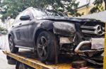 Mercedes-Benz Việt Nam nói gì về nguyên nhân cháy xe Mercedes-Benz GLC 200