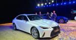 Lexus IS đời 2021 chính thức ra mắt tại Việt Nam