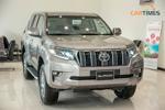 Toyota Land Cruiser Prado 2020 khan hàng trước Tết, giá bán tăng mạnh