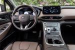 Hyundai Santa Fe 2021 sẽ có 2 phiên bản hybrid