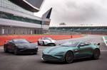 Aston Martin hé lộ siêu xe an toàn đặc biệt phiên bản F1 2021