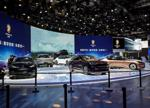 Hàng loạt mẫu xe điện xuất hiện tại triển lãm ô tô Thượng Hải 2021
