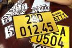 Hà Nội: Nhiều chủ xe chưa thực hiện đổi sang biển số màu vàng