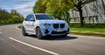 BMW i Hydrogen Next chạy pin hydro lộ diện trên đường