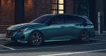 Peugeot 308 SW 2022 ra mắt: Trục cơ sở dài hơn, khoang hành lý 608 lít