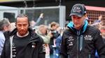 Tay đua George Russell sẽ sát cánh cùng Lewis Hamilton mùa giải F1 2022