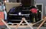 Mẫu xe điện đầu tiên của Foxconn lần đầu lộ diện