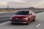 Hyundai nâng cấp mạnh mẽ cho Elantra