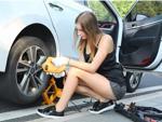 Cách tự thay lốp xe ô tô phái đẹp cũng làm được trong vài phút