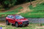 """Xe """"hot"""" Toyota Corolla Cross bán được bao nhiêu xe sau tháng đầu tiên ra mắt?"""