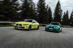 BMW ra mắt cặp đôi hiệu năng cao M3 và M4 2021 mới