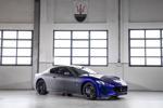 GranTurismo - xe điện đầu tiên của Maserati sắp trình làng