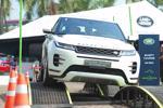 Trải nghiệm nhanh Range Rover Evoque mới vừa về Việt Nam