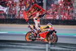 Marc Marquez lần thứ 4 liên tiếp vô địch tại MotoGP