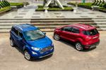 Triệu hồi hơn 300 xe Ford EcoSport