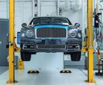 Những chiếc xe siêu sang Bentley được sản xuất thế nào?