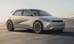 Không chỉ là xe điện, Hyundai Ioniq 5 còn có thể ... nấu cơm