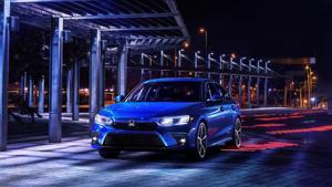 Honda Civic thế hệ mới chính thức ra mắt