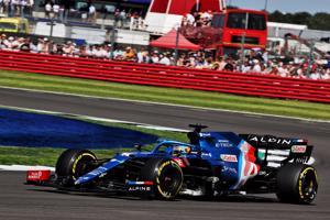 Fernando Alonso sẽ ở lại với đội đua Alpine F1 đến năm 2022