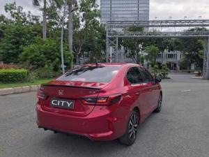 Honda City 2020 bị bắt gặp đang chạy trên đường phố Việt Nam