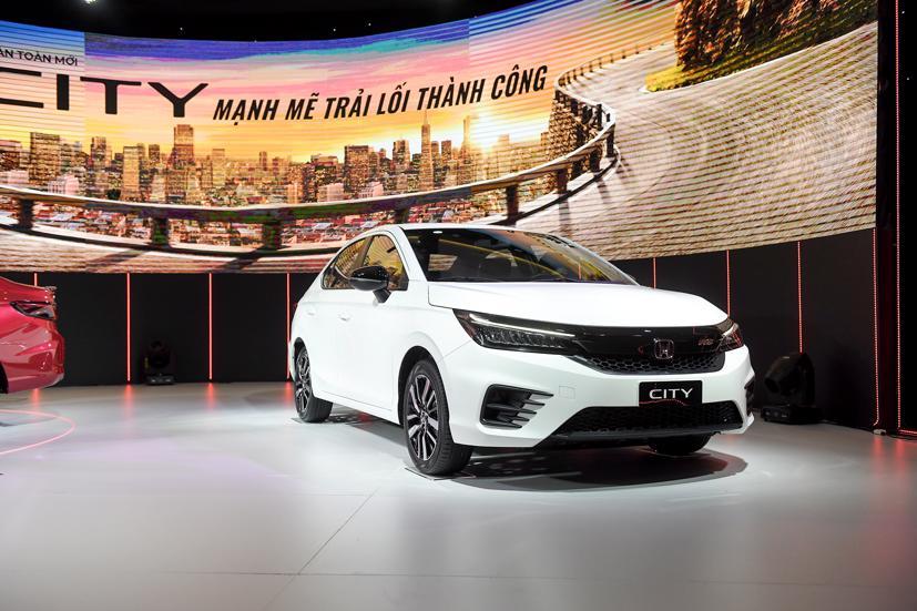 Honda City 2021 sẽ có phiên bản giá rẻ, dưới 500 triệu đồng?