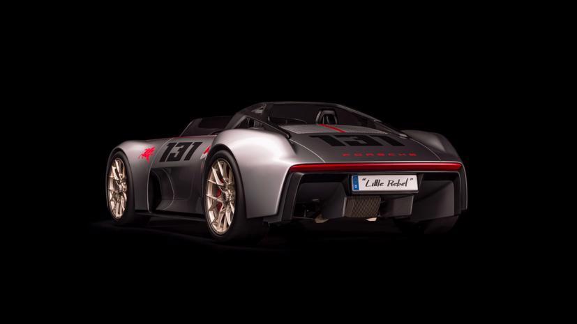 Porsche tiết lộ ba mẫu concept chưa từng ra mắt công chúng - Ảnh 4
