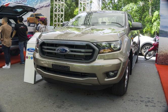 Ford Ranger bị triệu hồi do lỗibơm dầu hộp số bị hỏng.