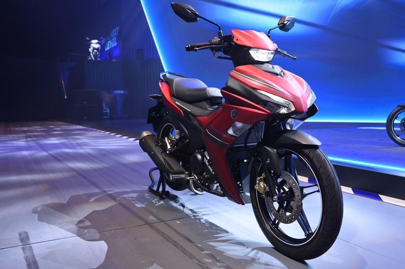 """Yamaha Exciter 155 VVA được ví như """"tiểu YZF-R1""""."""