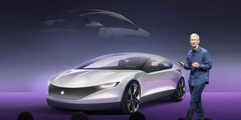 Nhiều dự đoán cho rằng Apple Car sẽ ra mắt vào 2024