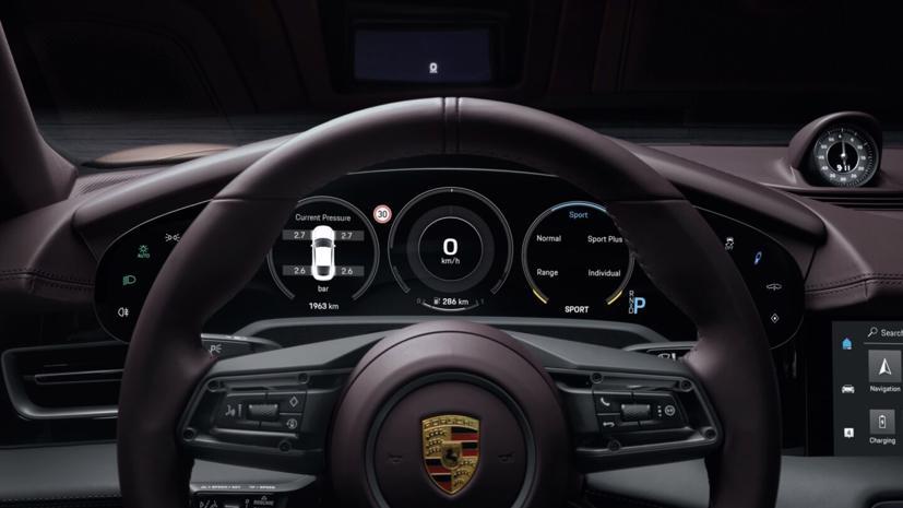 Porsche Taycan ra mắt xe điện giá rẻ - Ảnh 3