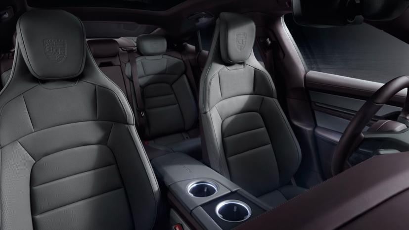 Porsche Taycan ra mắt xe điện giá rẻ - Ảnh 5