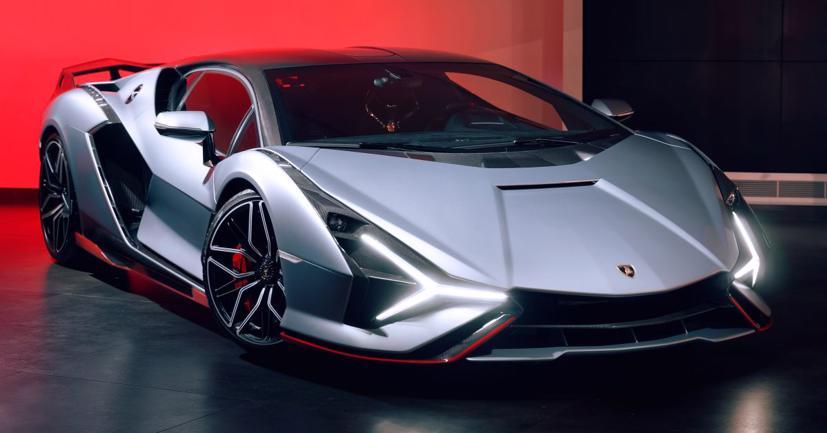 Cặp đôi siêu xe Lamborghini Sian 2021 cực hiếm lần đầu tiên lộ diện tại Anh - Ảnh 2