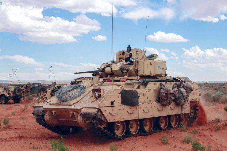 """Những """"siêu xe"""" đặc chủng không có đối thủ của quân đội Mỹ (P1) - Ảnh 3"""