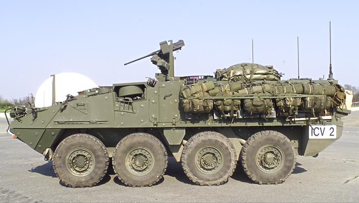 """Những """"siêu xe"""" đặc chủng không có đối thủ của quân đội Mỹ (P1) - Ảnh 8"""