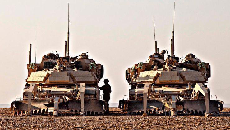 """Những """"siêu xe"""" đặc chủng không có đối thủ của quân đội Mỹ (P1) - Ảnh 10"""
