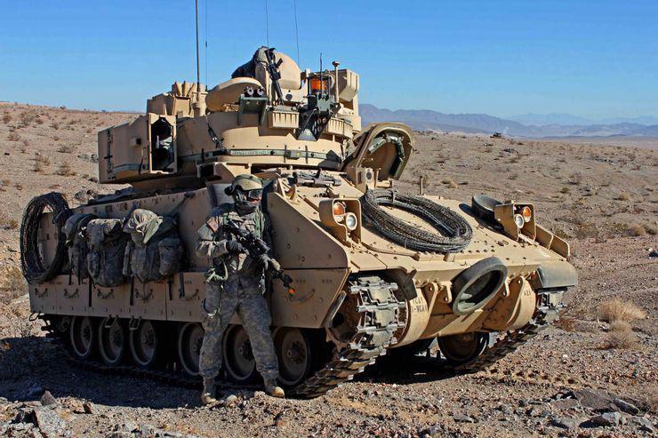 """Những """"siêu xe"""" đặc chủng không có đối thủ của quân đội Mỹ (P1) - Ảnh 4"""