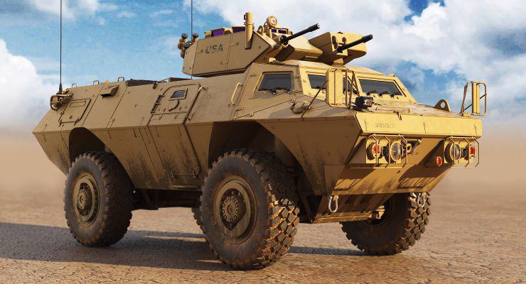 """Những """"siêu xe"""" đặc chủng không có đối thủ của quân đội Mỹ (P1) - Ảnh 5"""