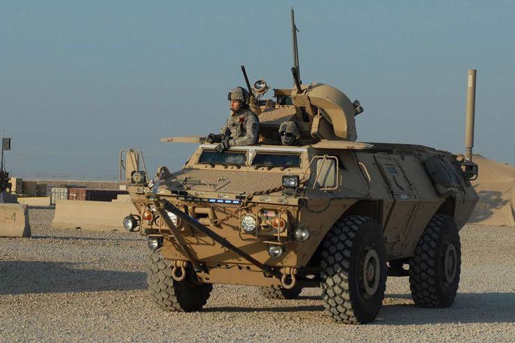 """Những """"siêu xe"""" đặc chủng không có đối thủ của quân đội Mỹ (P1) - Ảnh 6"""